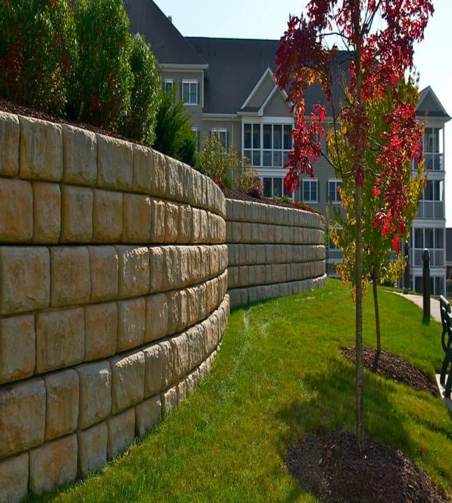 retaining walls raleigh nc